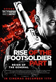 Rise of the Footsoldier Part II Poster