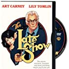 Lily Tomlin and Art Carney in The Late Show (1977)