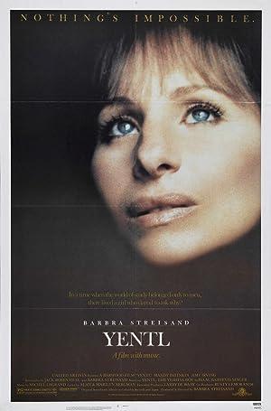 Yentl Poster Image