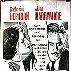 Katharine Hepburn and John Barrymore in A Bill of Divorcement (1932)