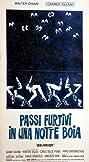 Passi furtivi in una notte boia (1976) Poster
