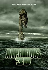 Amphibious Creature of the Deep Poster