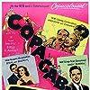 Groucho Marx, Carmen Miranda, Steve Cochran, Gloria Jean, and Andy Russell in Copacabana (1947)