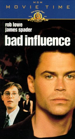 bad influence movie