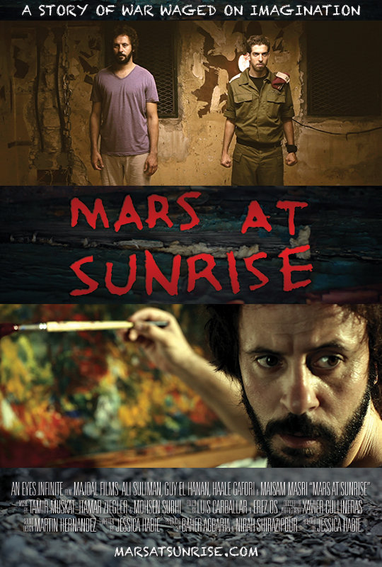 Mars at Sunrise on FREECABLE TV