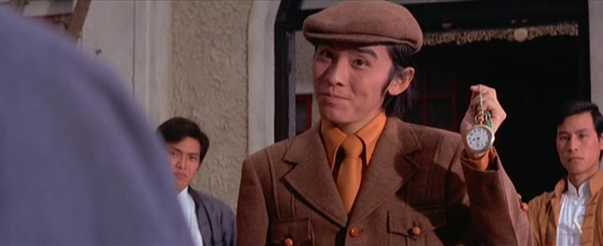 David Chiang in Ma Yong Zhen (1972)