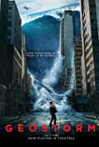 Geostorm (2017) Poster
