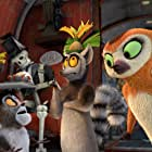 Danny Jacobs, Kevin Michael Richardson, and India de Beaufort in All Hail King Julien (2014)
