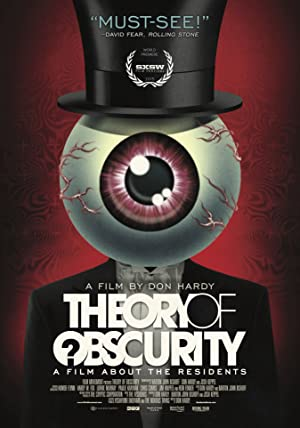Where to stream Theory of Obscurity: A Film About the Residents