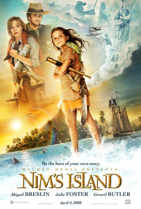 ดูหนังออนไลน์ Nim's Island (2008)