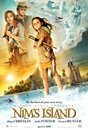 Nim's Island (2008) Poster - Movie Forum, Cast, Reviews