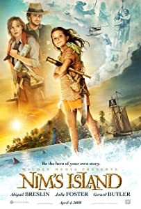 HD divx movie downloads Nim's Island [320p]