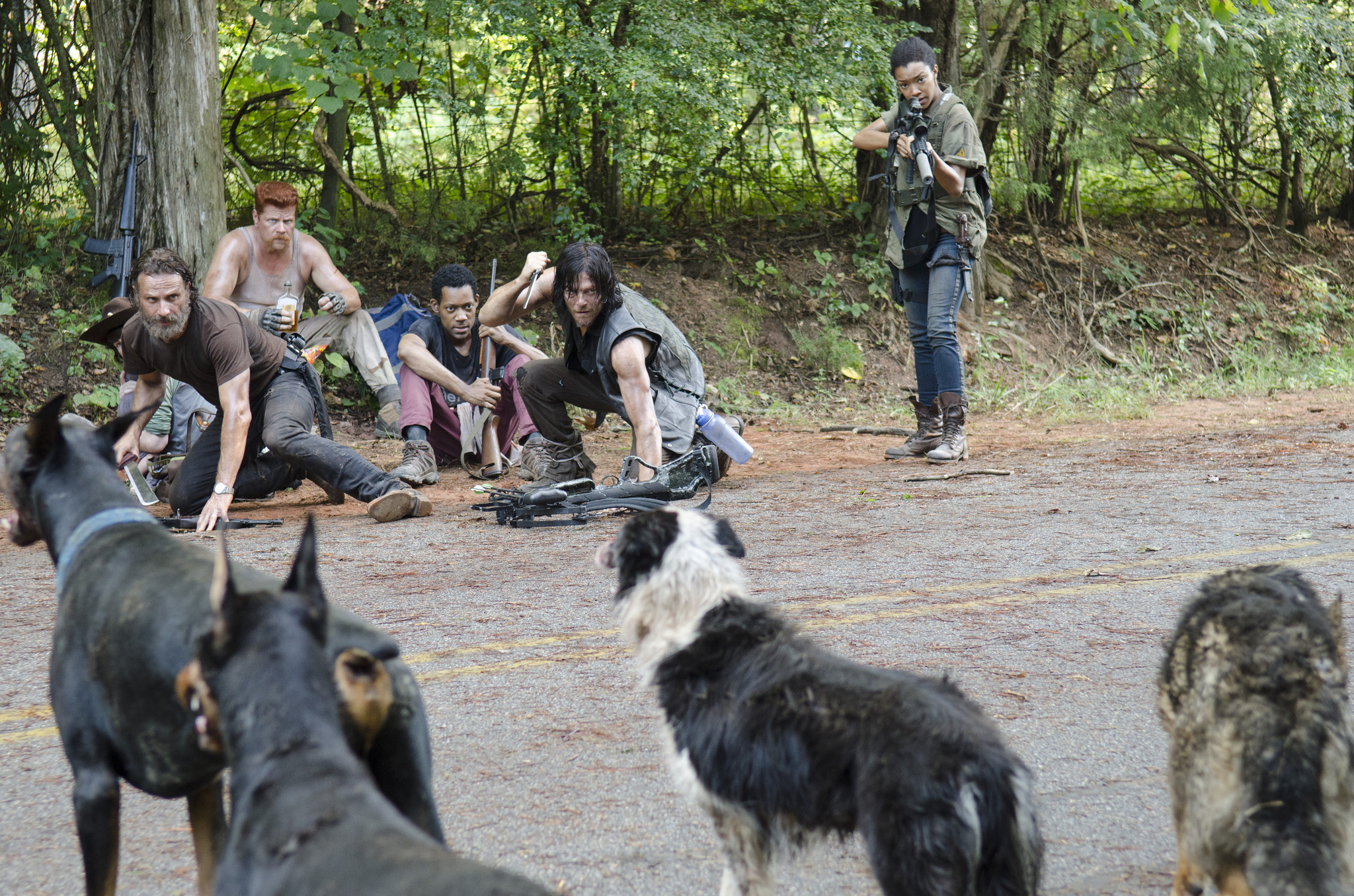The Walking Dead 5×10 – Ellos