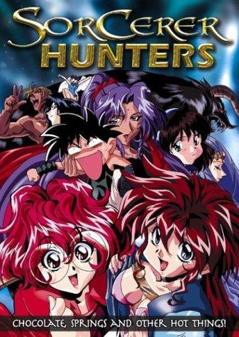 Bakuretsu Hunters Characters