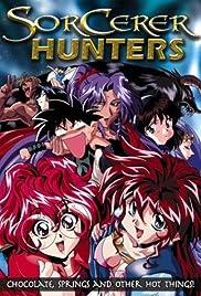 Bakuretsu hunters Poster