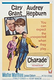 Charade (1963) Poster - Movie Forum, Cast, Reviews