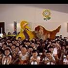 Caroll Spinney in Big Bird in Japan (1988)