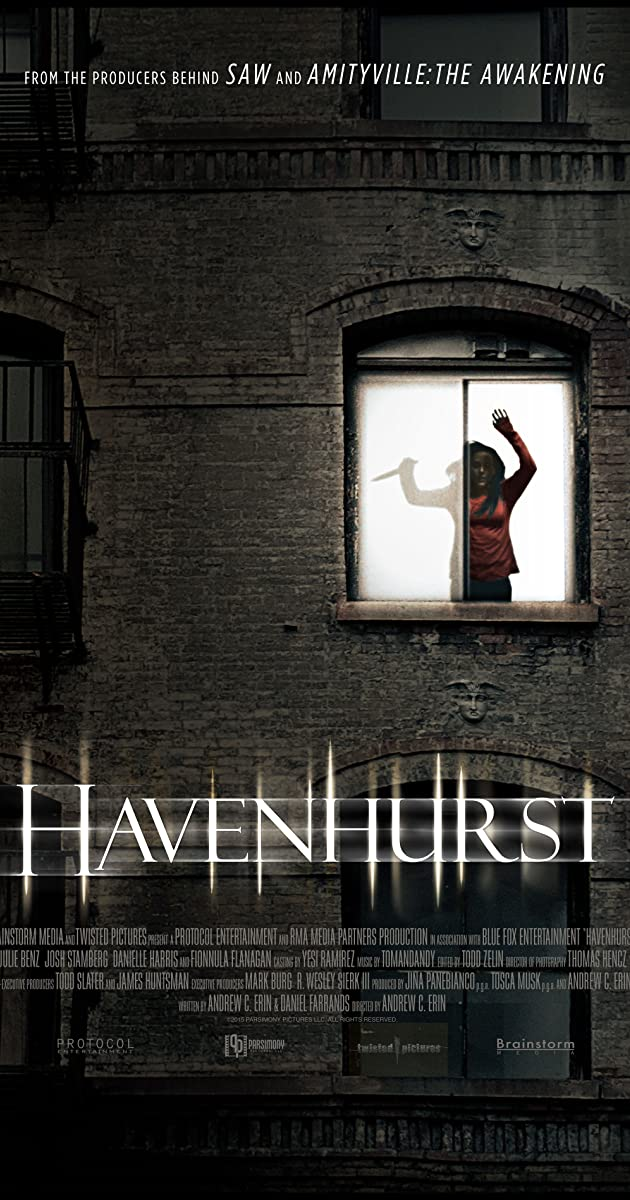 Subtitle of Havenhurst
