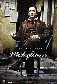 Andy Garcia in Modigliani (2004)