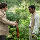Chiwetel Ejiofor and Benedict Cumberbatch in 12 Years a Slave (2013)