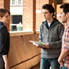 Tina Fey, Paul Rudd, and Nat Wolff in Admission (2013)