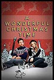 a wonderful christmas time poster - Wonderful Christmas Time