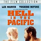 Lee Marvin and Toshirô Mifune in Hell in the Pacific (1968)