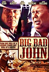 Ned Beatty and Jimmy Dean in Big Bad John (1990)