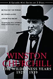 Winston Churchill: The Wilderness Years Poster