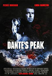 Dante's Peak (1997) Poster - Movie Forum, Cast, Reviews
