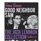 Edward G. Robinson, Jack Lemmon, Romy Schneider, Mike Connors, and Dorothy Provine in Good Neighbor Sam (1964)