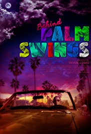 Behind Palm Swings Poster