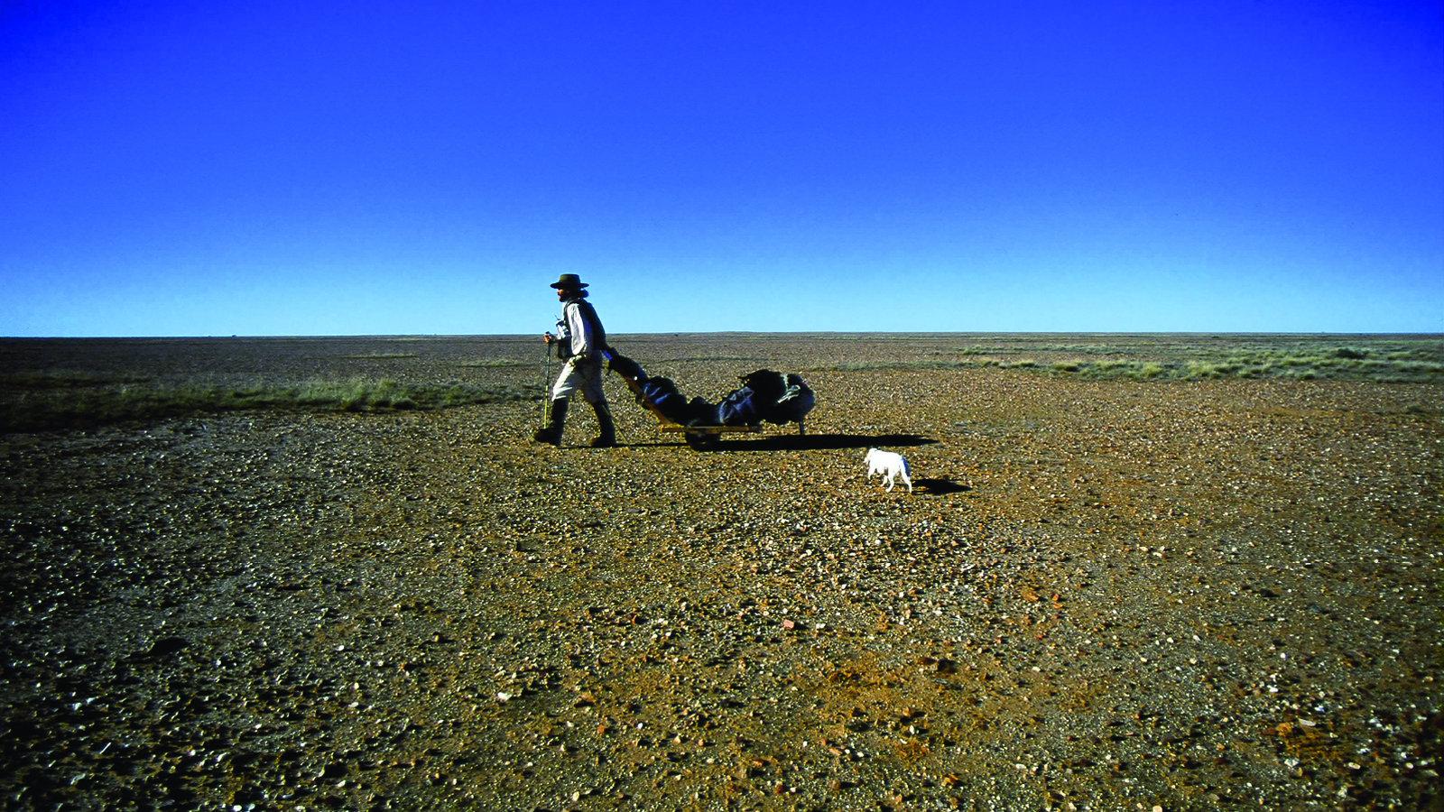 Alone Across Australia (2004)