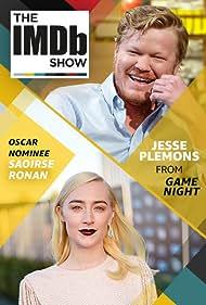 Jesse Plemons and Saoirse Ronan in The IMDb Show (2017)