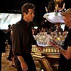 Ryan Reynolds and Martin Campbell in Green Lantern (2011)