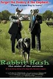 Rabbit Hash: Center of the Universe Poster