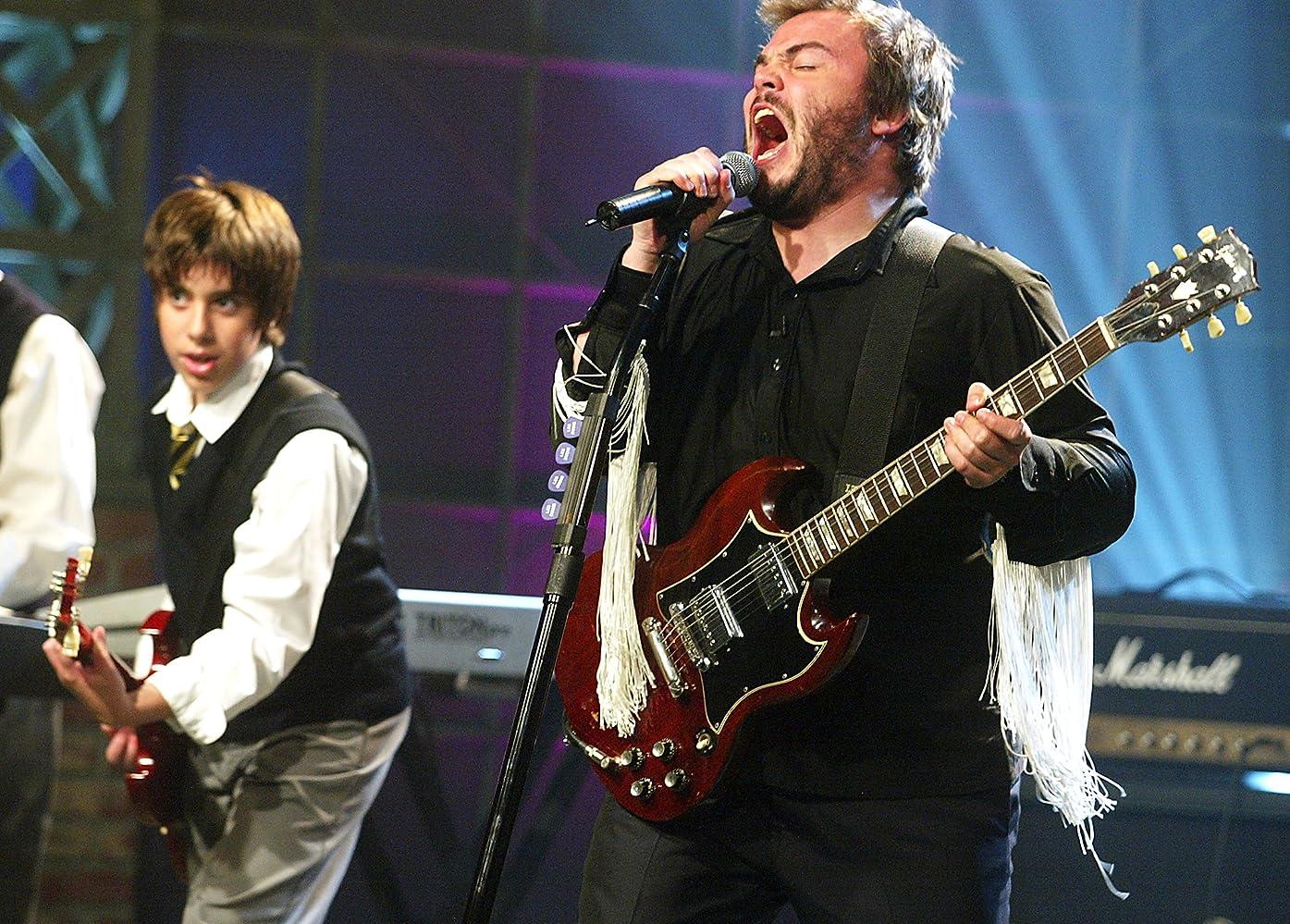 1991 : Joey Gaedos, Jr. Born, School of Rock Guitarist