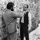 Robert De Niro and Francis Ford Coppola in The Godfather: Part II (1974)