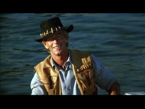 Mr. Crocodile Dundee II