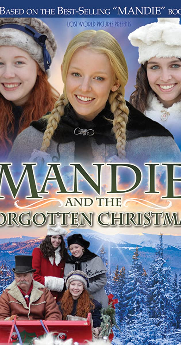 Subtitle of Mandie and the Forgotten Christmas