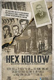 Movie divx dvd download Hex Hollow: Witchcraft and Murder in Pennsylvania USA [480x800]