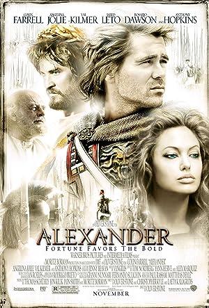 Download Alexander (2004) Dual Audio {Hindi-English} 480p [650MB] || 720p [1.2GB] || 1080p [4.7GB]