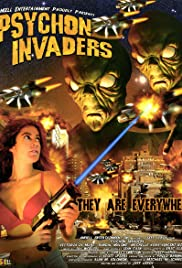 Psychon Invaders (2006) starring Ford Austin on DVD on DVD