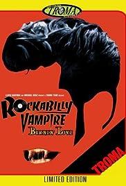 Rockabilly Vampire Poster