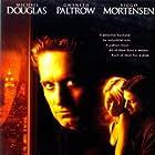 Michael Douglas, Gwyneth Paltrow, and Viggo Mortensen in A Perfect Murder (1998)