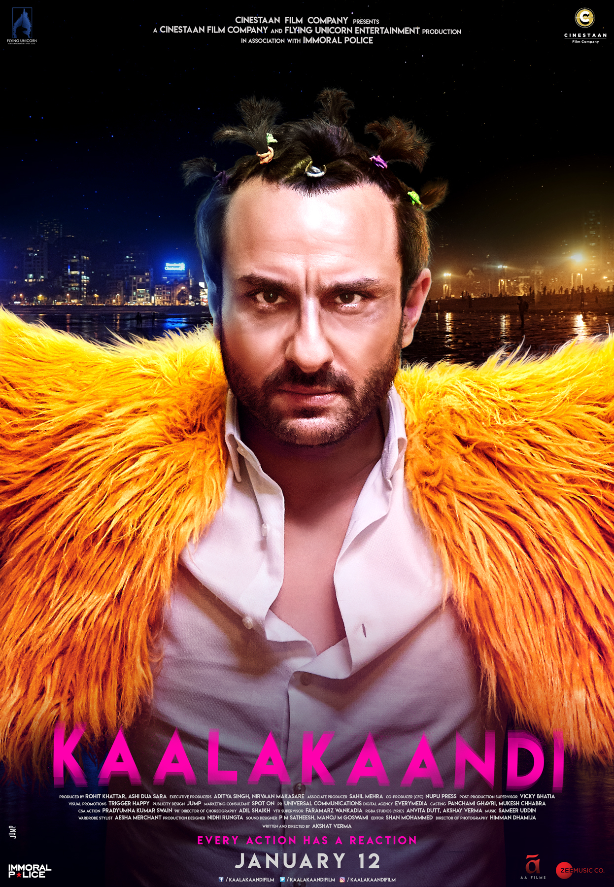 Kaalakaandi 2018 Watch And Download New Hindi Movie