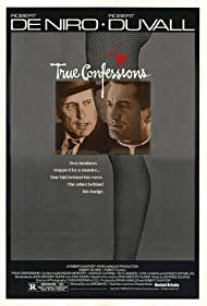 Robert De Niro and Robert Duvall in True Confessions (1981)