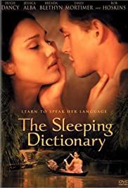 The Sleeping Dictionary Poster