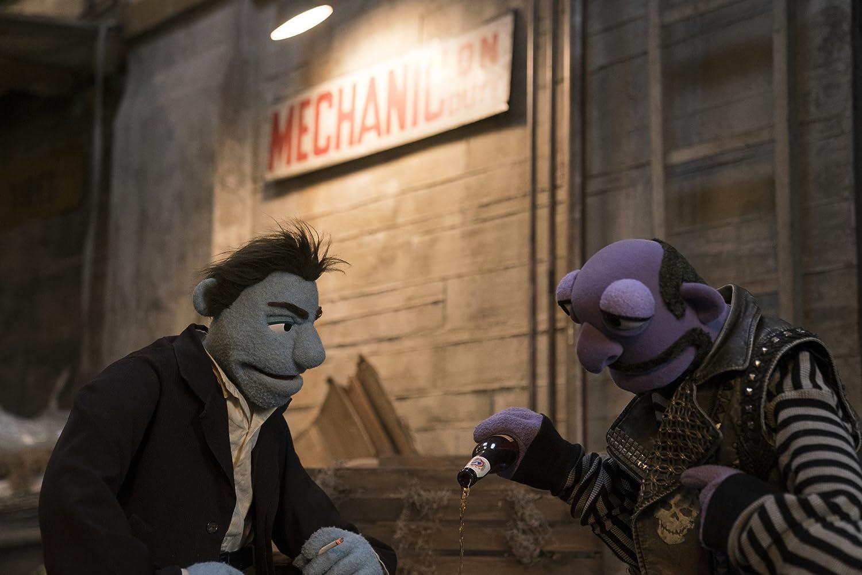 ¿Quién mató a los Puppets?