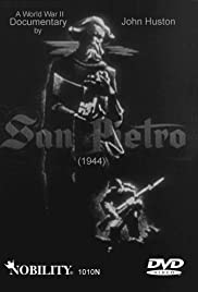 San Pietro (1945) Poster - Movie Forum, Cast, Reviews